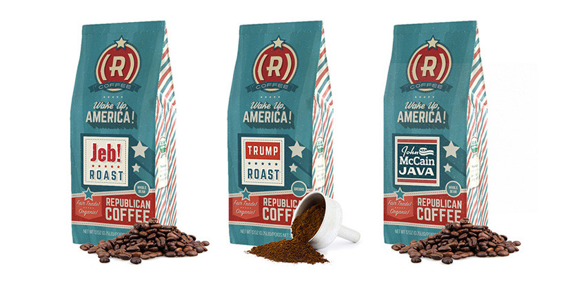 Drink up, America! nDigit launches Republican Coffee Brand
